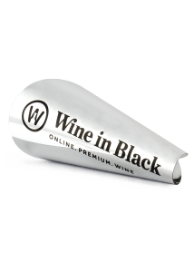 Drop-Stop Wine in Black
