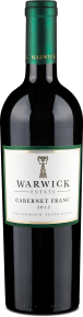Warwick Estate Cabernet Franc 2013