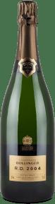 Champagne Bollinger 'R.D.' Extra Brut 2004