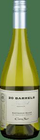 Viña Cono Sur Sauvignon Blanc '20 Barrels' El Centinela Estate Casablanca 2017