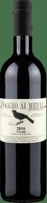 Castellare di Castellina Merlot 'Poggio ai Merli' Toscana 2016