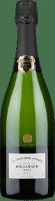 Champagne Bollinger 'La Grande Année' Brut 2007