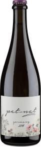 Brand Bros Pétillant Naturel Blanc 'pet-nat' Brut Nature Germany 2018 - Bio