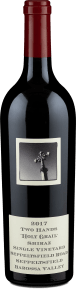Two Hands Shiraz 'Holy Grail' Barossa Valley 2017