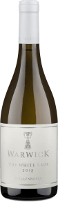 Warwick Estate Chardonnay 'The White Lady' Stellenbosch 2018