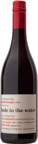 'Hole in the Water' Pinot Noir Marlborough 2016