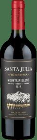 Santa Julia 'Reserva' Malbec Cabernet Franc Valle de Uco 2018