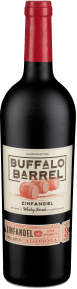 Buffalo Barrel 'Bourbon Barrel Aged' Zinfandel California 2018