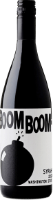 Charles Smith '!Boom Boom!' Syrah Washington State 2017