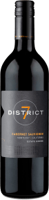 Scheid Family Wines District 7 Cabernet Sauvignon 2018