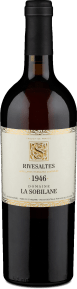 Domaine La Sobilane Rivesaltes Vin Doux Naturel 1946