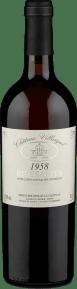 Château Villargeil Rivesaltes Vin Doux Naturel 1958
