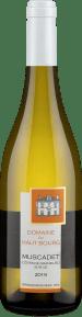 Domaine du Haut Bourg Muscadet sur Lie Côtes de Grandlieu 2019