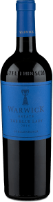 Warwick Estate Cabernet Sauvignon 'The Blue Lady' 2017
