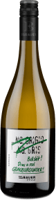 Emil Bauer 'Pinot Grigio, Pinot Gris, Bullshit' Drink real Grauburgunder 2020