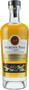 Worthy Park 'Single Estate Reserve' Jamaica Rum