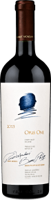 Rothschild & Mondavi 'Opus One' Napa Valley 2013