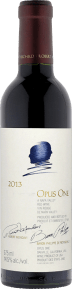 Rothschild & Mondavi 'Opus One' Napa Valley 2013 - 0,375 l