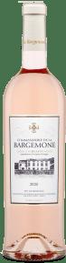 Commanderie de la Bargemone Rosé Côteaux d'Aix-en-Provence 2020 – Bio