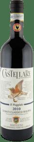 Castellare di Castellina Chianti Classico Riserva 'Il Poggiale' 2010