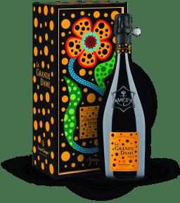 Champagne Veuve Clicquot 'La Grande Dame' Kusama Artist Edition Box Brut 2012