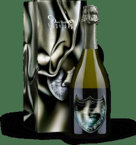 Champagne Moët & Chandon 'Dom Pérignon - Lady Gaga Edition' Vintage 2010 - mit Geschenkbox