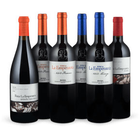 Wine in Black 'Finca La Emperatriz Best Buy-Set'