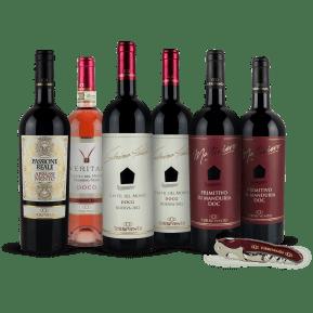 Wine in Black Torrevento 'Winzer des Monats-Set' & Gratis-Kellnermesser
