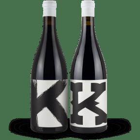 99 Parker-Punkte-Duo K Vintners Syrah 'The Hidden' & 'Cattle King' 2014