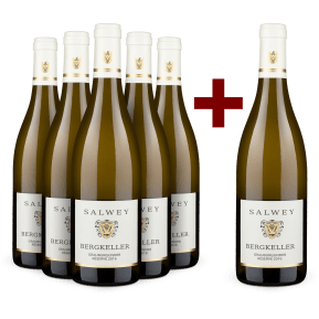 5+1-Set Salwey Grauburgunder Réserve 'Bergkeller' 2016