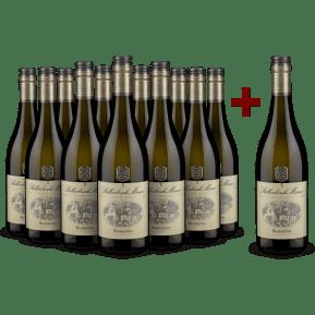11+1-Set Stellenrust Barrel Fermented Chenin Blanc Stellenbosch Manor 2017