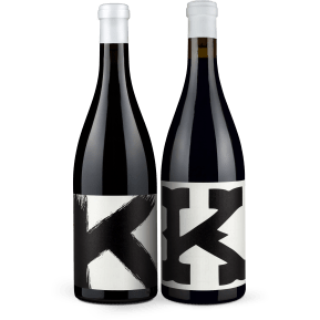 K Vintners Syrah DUO 'The Hidden' & 'Cattle King' 2016