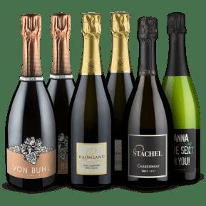 Wine in Black 'Duitse Elite Sekt' pakket