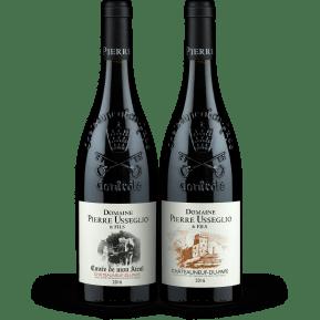 Domaine Pierre Usseglio & Fils Châteauneuf-du-Pape 2016 Prestige-DUO