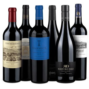 Wine in Black Offre 'Stars sud-africaines'