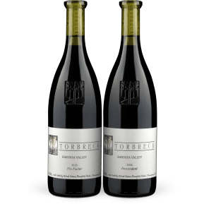 Torbreck Shiraz-DUO 'The Factor & Descendant' 2016