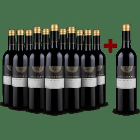 '12 halen, 11 betalen' pakket Rioja Vega Viña Cerrada Rioja Gran Reserva 2012