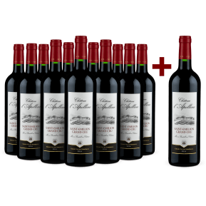 11+1-Set Château l'Apolline Saint-Émilion Grand Cru 2016