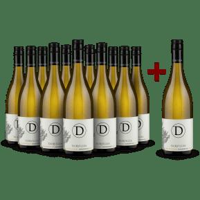 11+1-Set Durvillea Sauvignon Blanc 'Durvillea' Marlborough 2018