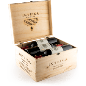 6er-OHK Montgras Cabernet Sauvignon 'Intriga' 2017