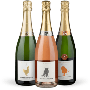 Winzer-Entdecker-Set: Champagne Jean de La Fontaine