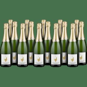 15er-Set Champagne Jean de la Fontaine 'L'Éloquente' Brut