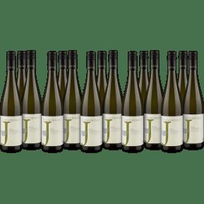 15er-Set Jurtschitsch Grüner Veltliner 'Grashüpfer' 2019 - Bio