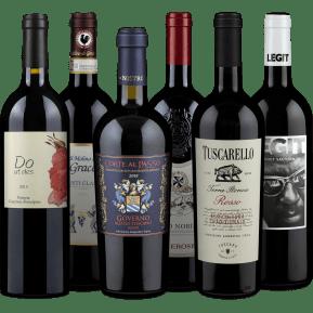 Wine in Black 'Best of Toskana'-Set