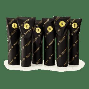 Wine in Black 'Jubiläums-Überraschungs'-Set