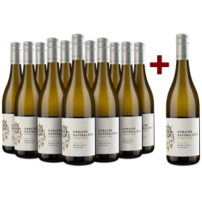 11+1-Set Domaine Naturaliste 'Discovery' Chardonnay 2018