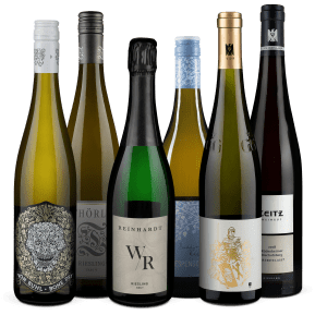 Wine in Black 'Riesling-Lover'-Set