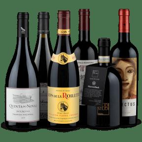 Offre Wine in Black 'Les favoris de Parker 93+'