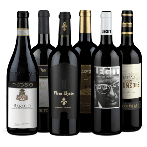 Wine in Black '55 % Super-Saving'-Set