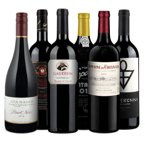 Offre Wine in Black 'Diamant 97+ pts'
